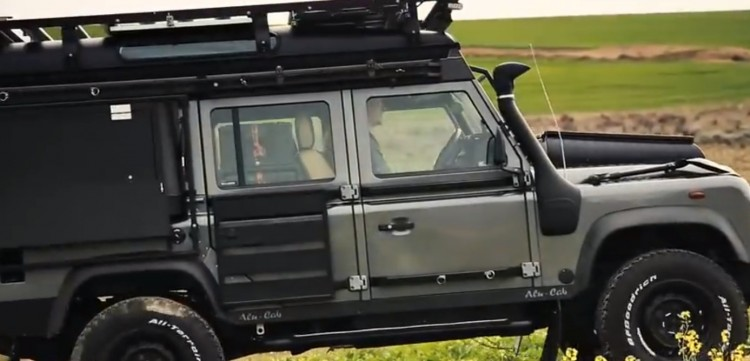 Meet The Land Rover Defender The Ultimate Bug Out Vehicle Video